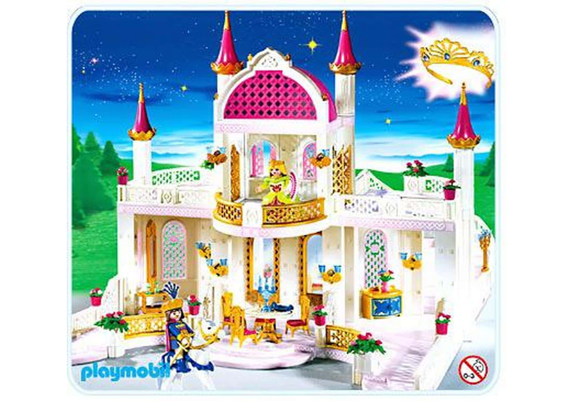 Playmobil Magic Castle Playmobil 4250
