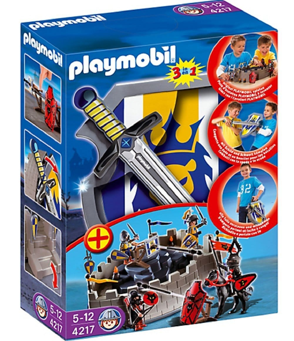 Playmobil Knights Take Along 4217