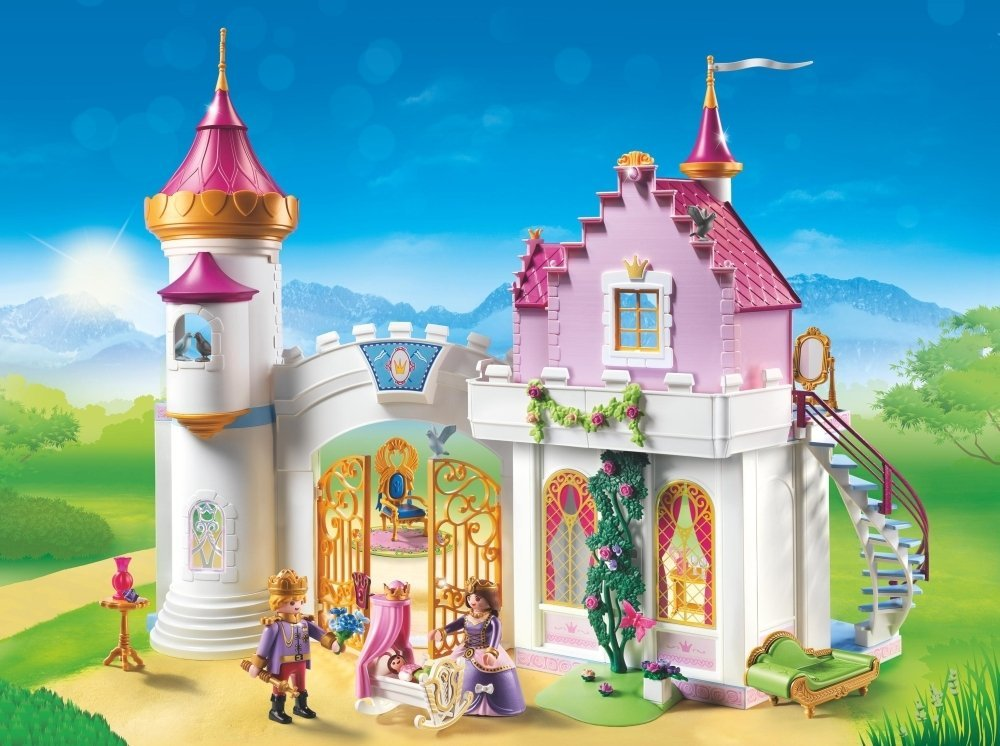 Playmobil Royal Residence 6849