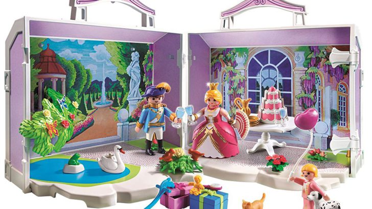 Take Along Princess Birthday Play Set Playmobil 5359