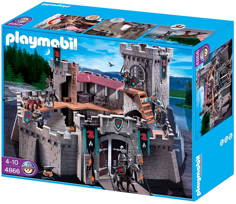 Forteresse des chevaliers du Faucon 4866 Playmobil