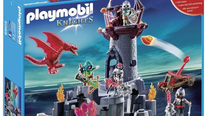 Bataille pour la tour de combat 5089 Playmobil