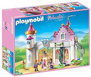 Manoir royal Playmobil Princess 6849