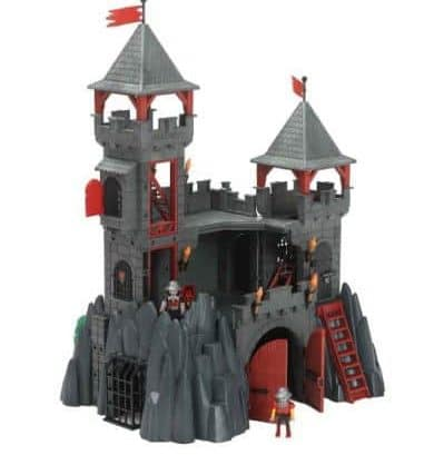 Forteresse du Dragon rouge Playmobil 3269
