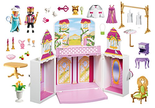 Coffre cour royale Playmobil Princess 4898
