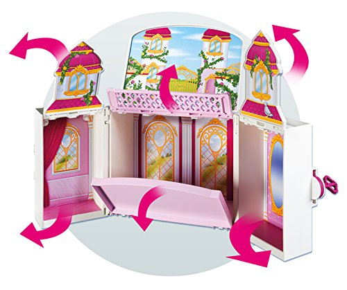 coffre cour royale playmobil princess 4898 ch teau fort playmobil. Black Bedroom Furniture Sets. Home Design Ideas