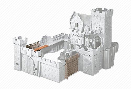 Murs d'extension pour le château et la citadelle Playmobil 6371