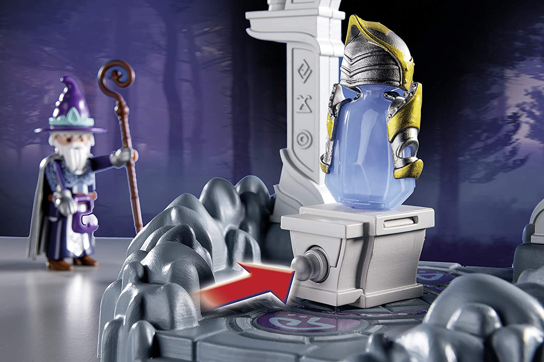 Temple du temps 70223 Chevaliers Playmobil Novelmore